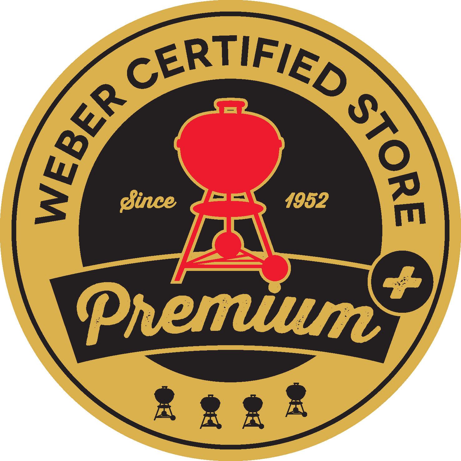 Weber Premium-plus