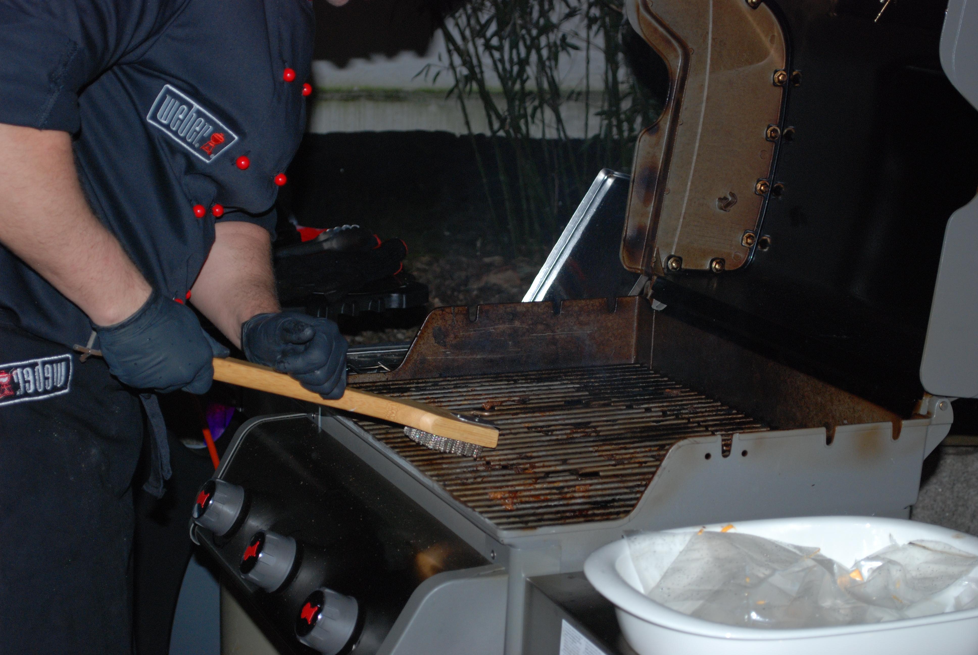 weber grill grillakademie d sseldorf part 7. Black Bedroom Furniture Sets. Home Design Ideas