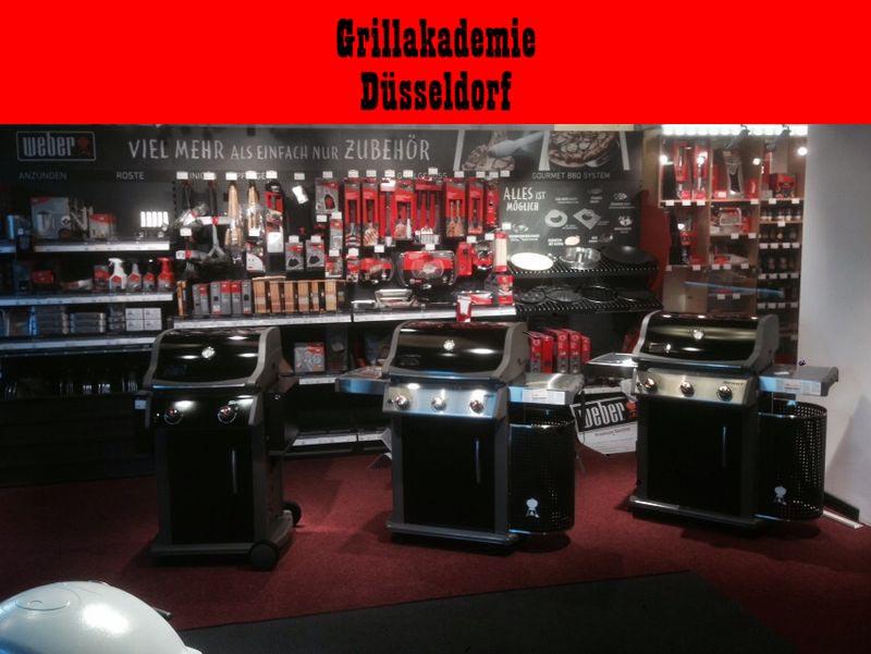 Weber Grill Shop Duesseldorf 2 Kopie
