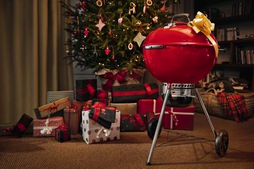 Wir wünschen allen ein fohes Fest unt einen guten Rutsch mit Webre Grills