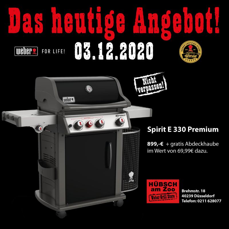 Der Weber Grill Spirit E 330 Premium im Angebot